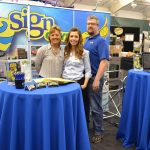 Vendors and attendees at the 2016 Buy Indiana Expo.